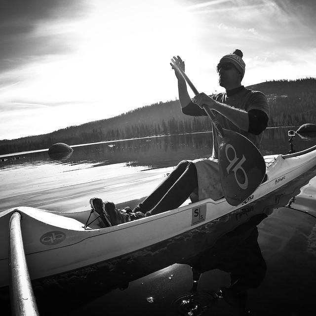 #RiseAndGrind | #HighFivesAthlete | @tahoewaterman | #ChoosePositivityNow.com