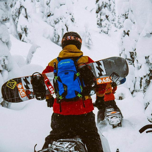 @eeroniemela hunts down winter in the #HappyLens.  Photo: @aaronleyland #SEEHAPPY