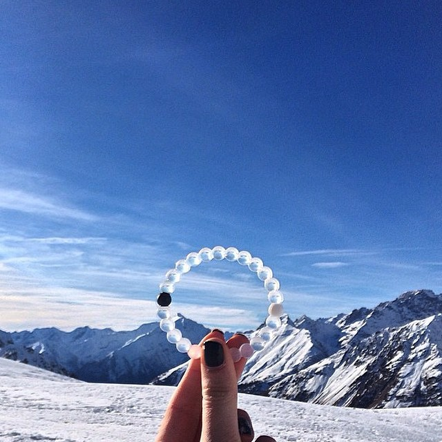The groundhog called it...six more weeks of Winter! #livelokai Thanks @soralexa