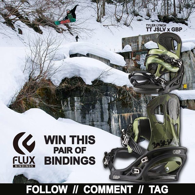 WIN FLUX IS BACK! We are giving away this set of @gbpgremlinz x @jslv Bindings! To Enter: Go to @fluxbindings and FOLLOW our Instagram feed, leave a COMMENT on our WIN FLUX post and TAG three of your friends in your comment. Two winners will be...