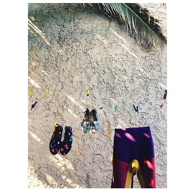 Sun-dry ☀ #summer by @aggyferrari  #PaezDiaries #Paezshoes