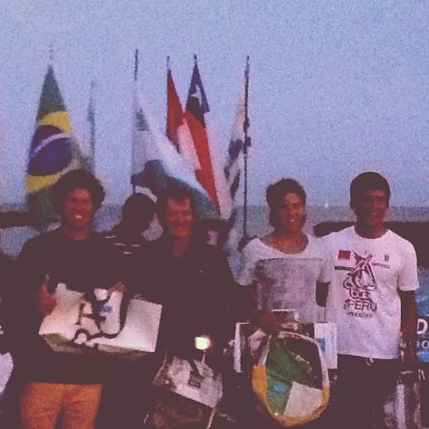 #ceremony #windsurf #southamerican #championship . #sudamericano . #mafia PARA LOS #CHAMP . #DEARRIBA WWW.MAFIABAGS.COM