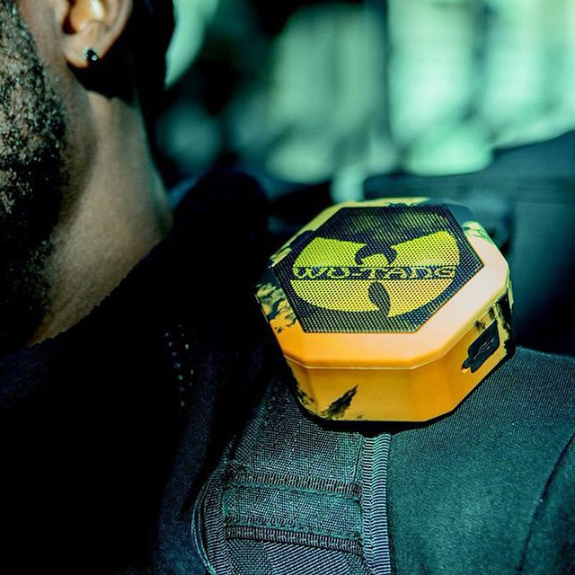 "The Wu-Tang Version 2 Boombot REX is loaded with an unheard track entitled ""We Will Fight"". Available at @zumiez"
