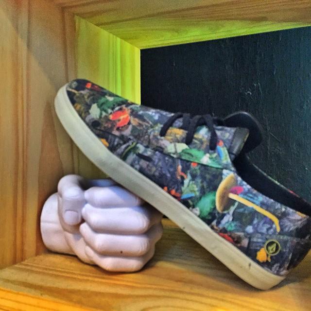 LO FI #Volcomfootwear disponible en #VolcomHouse #SS15 #VolcomRodriguezPeña #VolcomDotBaires #VolcomAltoPalermo #VolcomPalermoViejo #VolcomUnicenter