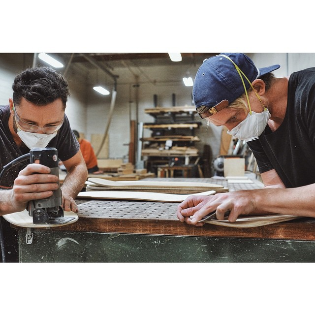 We apologize for the lack of posts lately, we have been cooped up in the wood-shop developing new shapes and designs for you guys. Stay tuned, lots of cool updates coming in 2015 ✌️www.naturallogskateboards.com #naturallogskateboards #handcrafted...