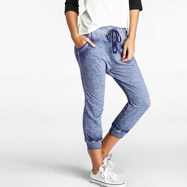 The Crop Jogger. For now, later...just try not wear them to formal functions.