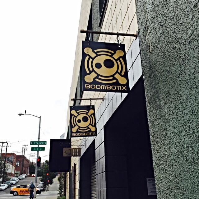 Rise & Grind  #Boombotix #HQ