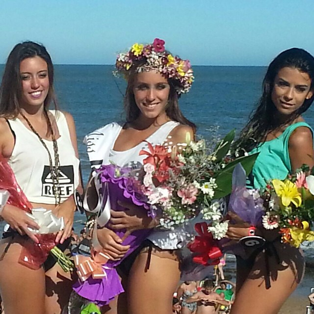Flashback #MissReefBeautyContest2015 @lucia.sf @conochavarria  PH: Hernán Ramos|Photography  #MissReef2015 #BeautyContest #ReefGirls #ReefArgentina