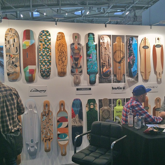 We are at ISPO​ in Munich right now! It's the world's largest multi-segment sports exhibition and our #longboards are on display. #ispo #longboard #longboarding #longboarder #dblongboards #goskate #shred #rad #stoked #skateboard #skateboarding...