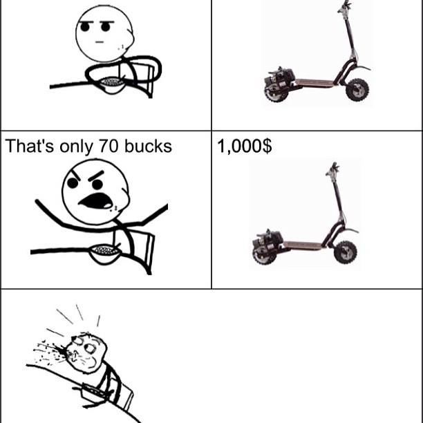 Haha #goped #money #lots