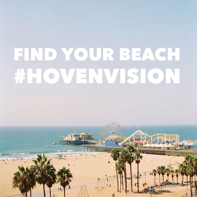 Find Your Beach || Stay Awhile #hovenvision #neversettle #beach #sun #surf #california #tbt