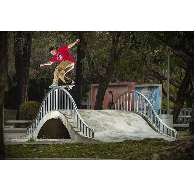 #TBT @chicobrenes front nose in Taiwan.