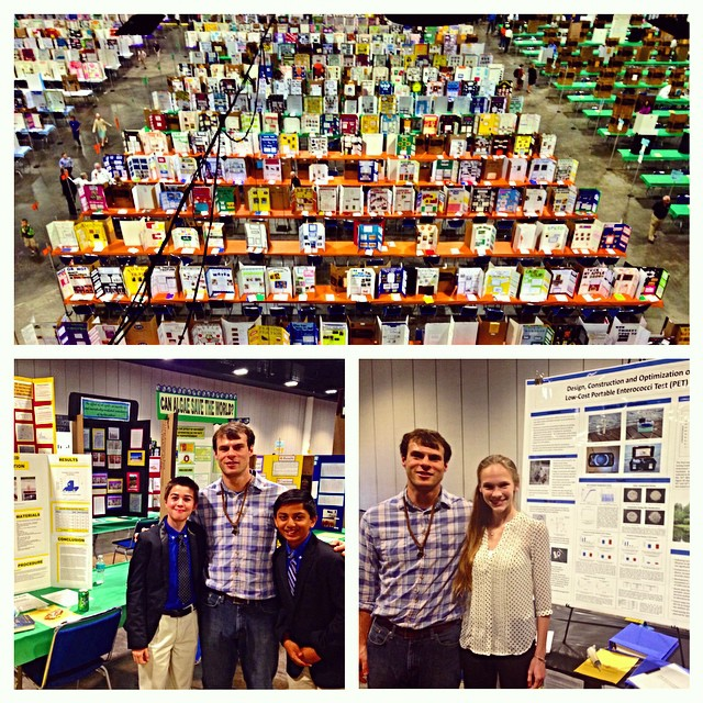 "Gregg spent yesterday at the Hillsborough Science Fair in #Tampa. Several of the projects will become part of ASC's work moving forward. ""Amazing to see such passion and sophistication in these students and their work!"" he said. #futureleadersofamerica..."