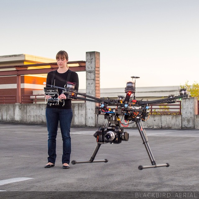 Hello #DJIcreators! My name is Allison Horton @horton.allison and  I'm the guest #FemalePilot of the day!  My creative drive, along with the potential I saw in the blossoming  drone technology industry, led to the creation of my...