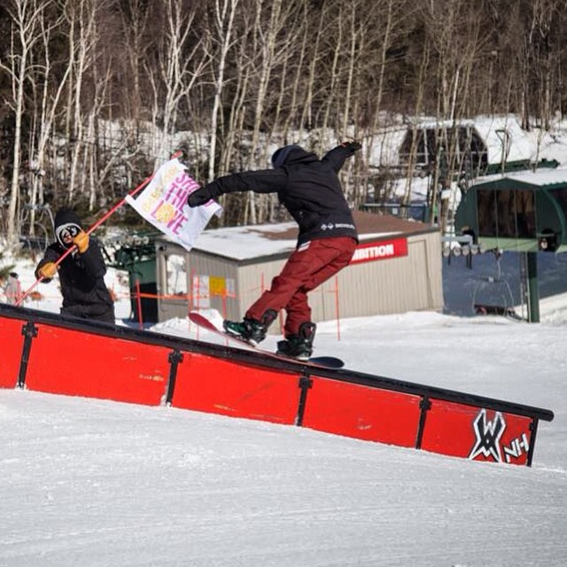 The 10th annual #ShredTheLove at @Waterville_Valley in #NewHampshire last weekend was an unbeatable way to kick off our Shred The Love winter series, and with a rail jam and raffle they fundraised over $4,000 for #B4BC!! Check out the rest of the...