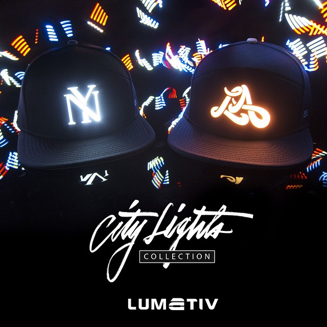 Illuminate your life with our City Lights Collection Snapbacks! #Lumativ