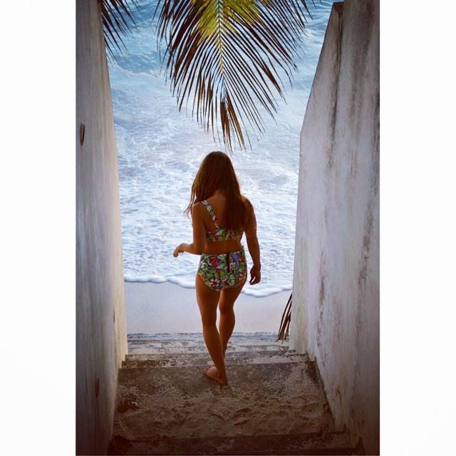 #AkelaSurf  #Ambassador  Amanda  Giberson  #paradise  #fashion  #SurfSwimwear  #beautiful  #Surf  #girl  #tropical  #bikini