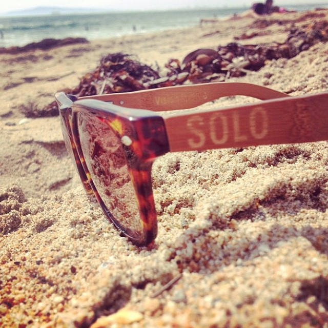 SOLOs in the sand!