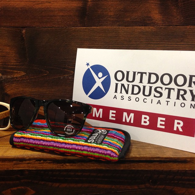 Stoked to be a member of the @outdoorindustry association!