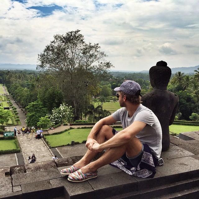 Profesional traveler @tomaspando #Bali