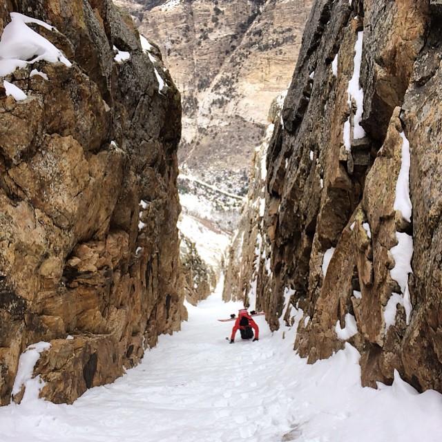 Team rider from #Utah @shansen212❄️#BackCountry #Hiking #Snowboarding #FrostyHeadwear #EmbraceYourOpportunity