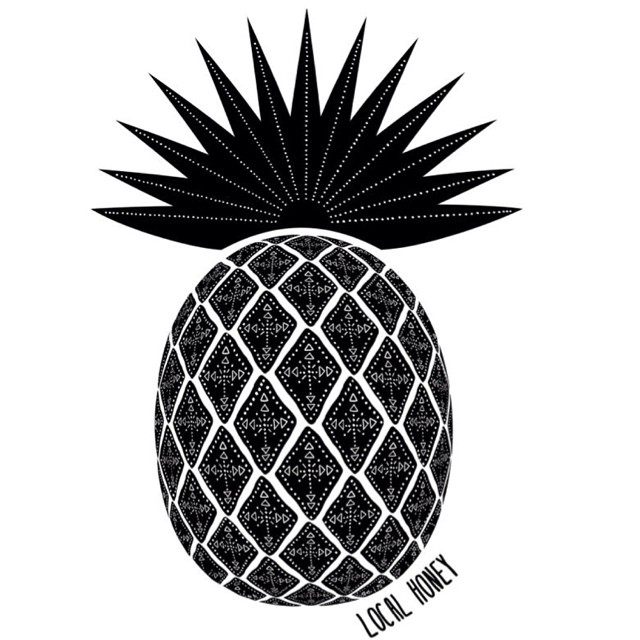 Come by our booth at Wandeust Oahu and check out our new tribal pineapple tank!