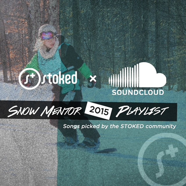 Listen to our Snow Mentor 2015 playlist on @soundcloud while snowboarding this weekend! Or while doing whatever! Music picked by our community. Link in bio. #stokedorg #music #soundcloudplaylist  bit.ly/stokedsnowmix2015 #snowboarding...