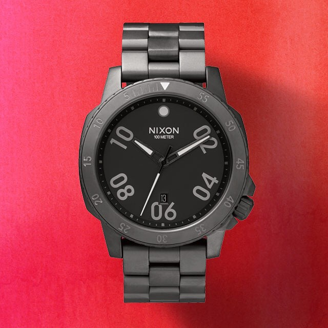 Be mine.  The Ranger SS featured in the Nixon Valentine's Day Gift Guide.  Get gifting now with free shipping both ways on nixon.com (link in bio: @nixon_now). #therangerss #nixonvdaygifts