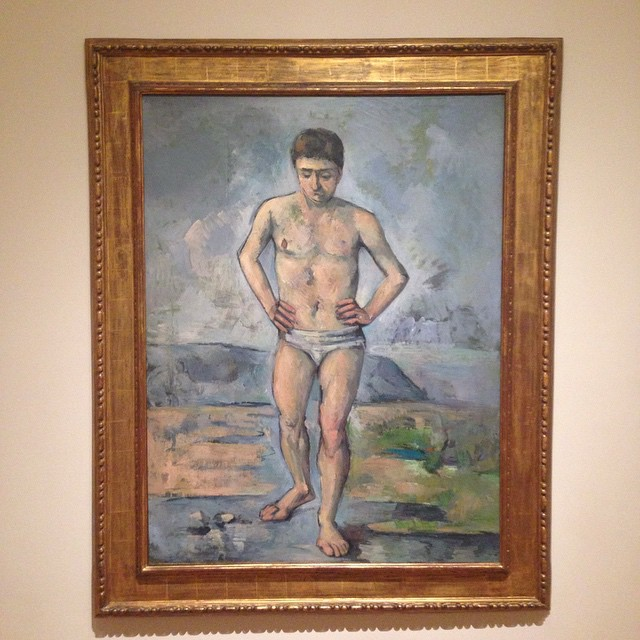 art + function, Paul Cézanne #lovematuse #ckth