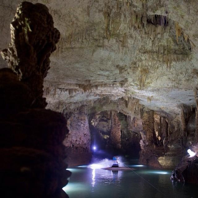 Awaken the Grotto.
