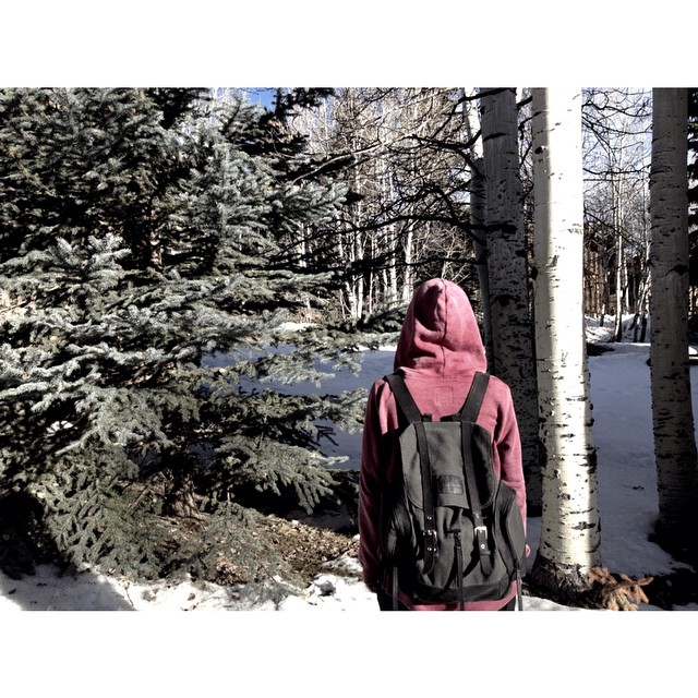 Mochila Junco •  Canvas Classic | en Snowmass, Colorado, USA