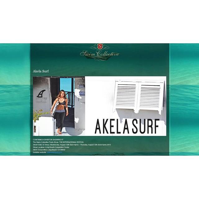 #AkelaSurf  @swim_collective #fashion  #SurfSwimwear  #beautiful  #Surf  #girl  #tropial  #bikini