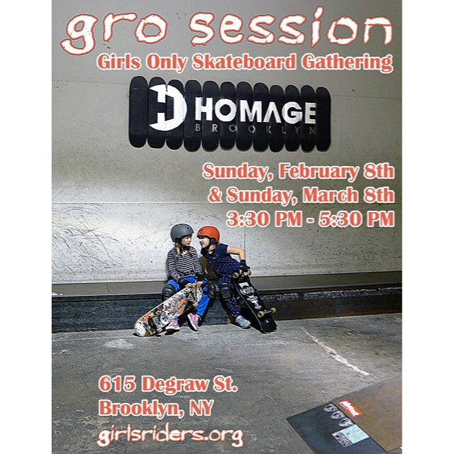 Today @homage_brooklyn