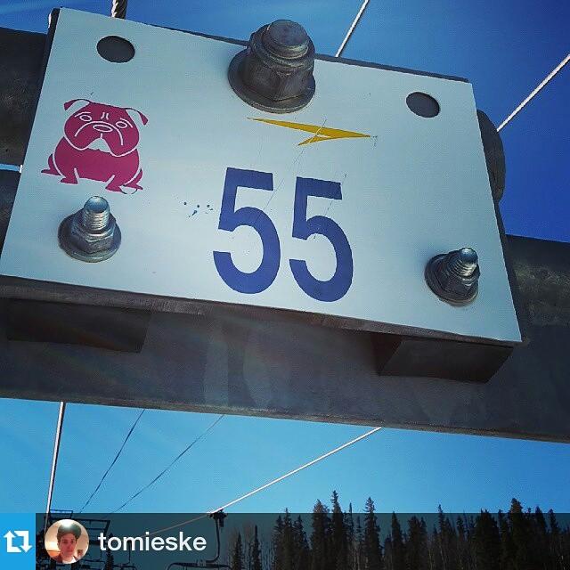 Desde Aspen, Colorado tambien! Preparate para lo que se viene en esta temporada de invierno de Ugly Kooky! #Repost @tomieske ・・・ #BigBurn