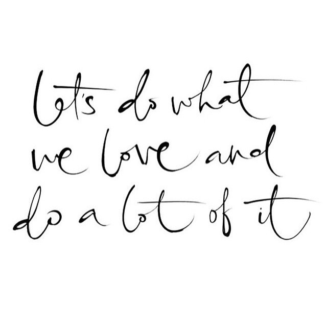 Let's do this, M O N D A Y . #mondaymantra #mondaymotivation #love