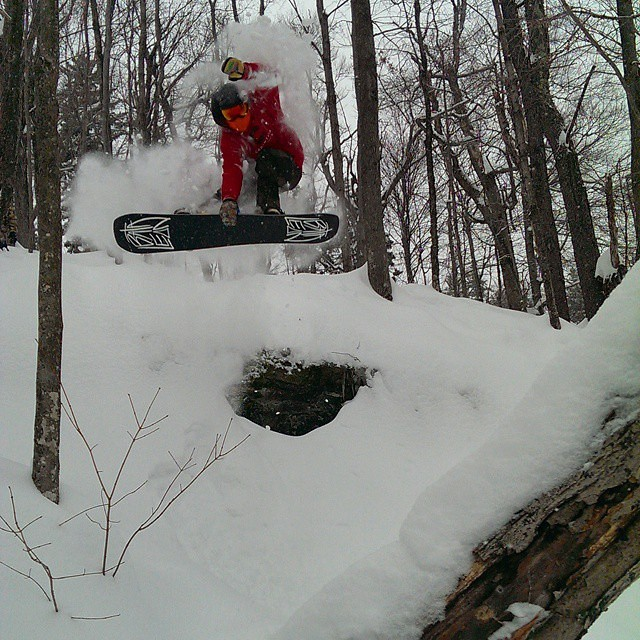 @shaunmurphy413 sends a nice Indy Poke through the glades of @carinthiaparks after the recent storms the #eastcoast has been