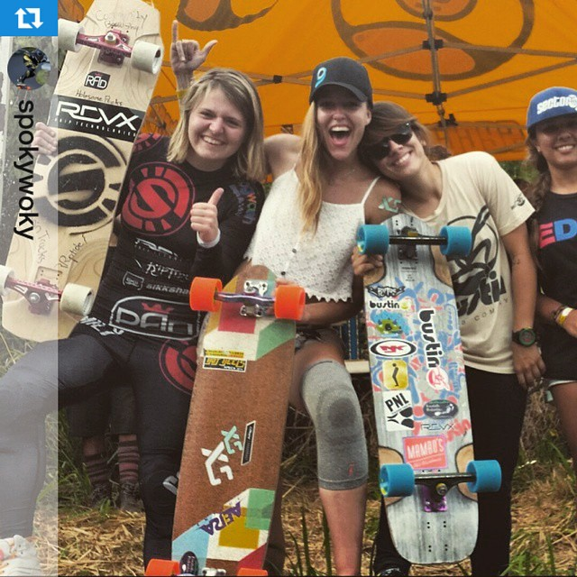 Congrats to XS team rider @spokywoky on her 2nd place in Ponce!!・・・