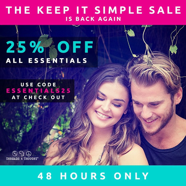 Happening now. Shop to save 25% on our #sale. 48hrs only! #mondayblues #winter #style #fashion #update