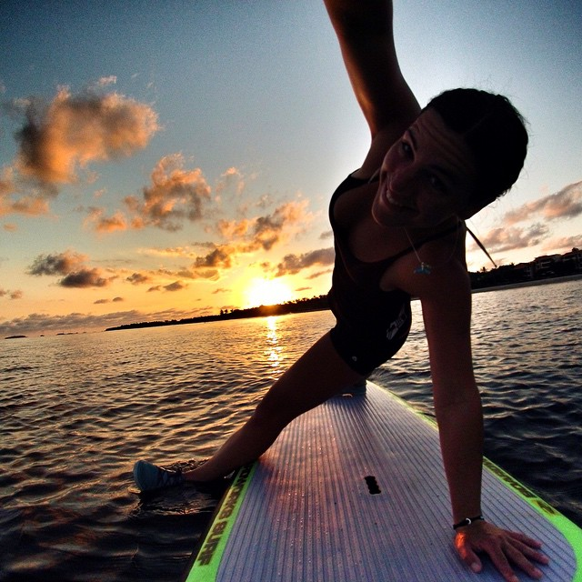 SUPYoga Sunset Sesh