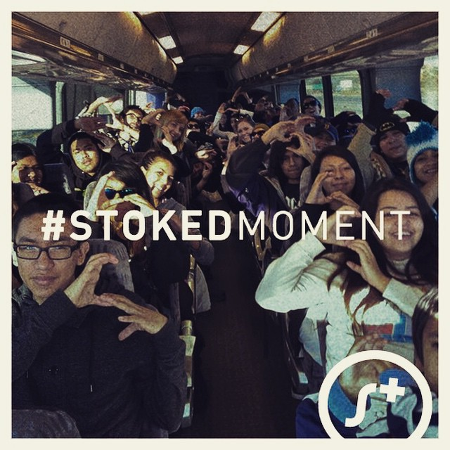 We're introducing the #stokedmoment hashtag. We'll be sharing our moments and we hope you share yours. Whether you landed that trick, got that job, overcame an obstacle or caught a wave, use #stokedmoment and we may repost on our feed. Thanks for...