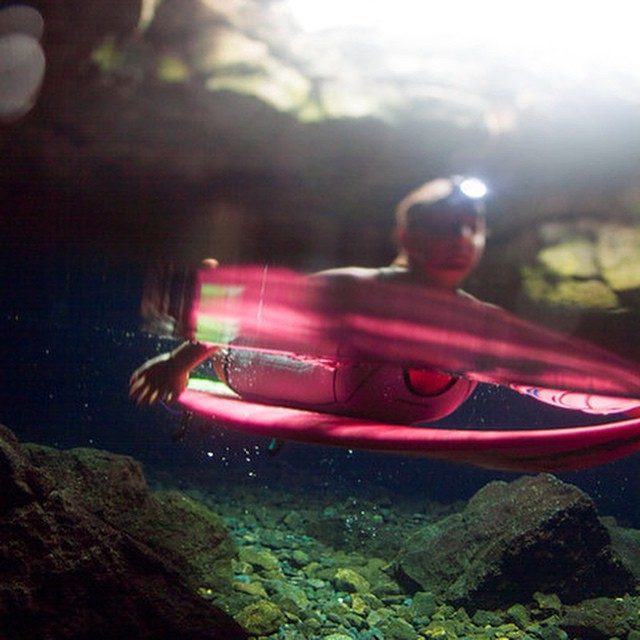 What lies beneath...#lavatube #explore