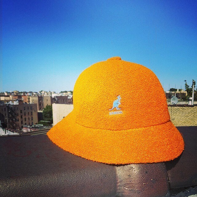 Here's To Sunnier Days @humanalbatross #kangol