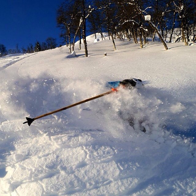 Class 5C #PANDALANCHE courtesy of 11 year old Panda athlete Vetle Gangeskar! Recorded earlier this season in Roldal, Norway... Repost from @vetlegang  #PandaPoles #PandaTribe #TribeUP!