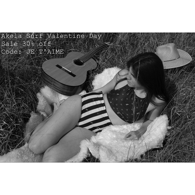 #AkelaSurf  Velentines  Day #fashion  #SurfSwimwear  #beautiful  #girl  #Surf