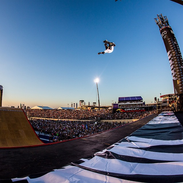 We're gonna get elevated in Austin, Texas, June 4-7! #XGames