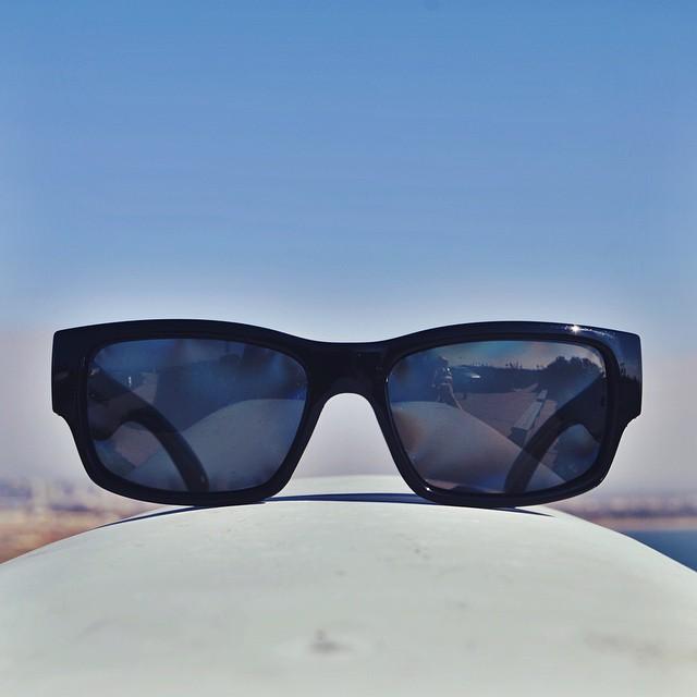 K N U C K L E H E A D #hovenvision #neversettle #foundation #polarized #beach #sunglasses #knucklehead #lookout