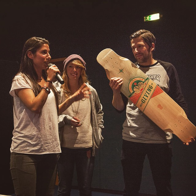 Go to www.longboardgirlscrew.com and check the OPEN German premiere hosted by @concretewave_skateshop complete event review plus some exclusive OPEN photos!  Endless thanks to Anna & Heiko from @concretewave_skateshop for their love, support and...