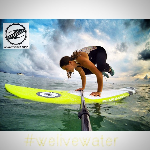 Took the Mini Mod out for a quick flight today! @waveofwellness #supandyogaexpeditionpuntamitamexico #welivewater #teAmboardworks @boardworkssurfsup