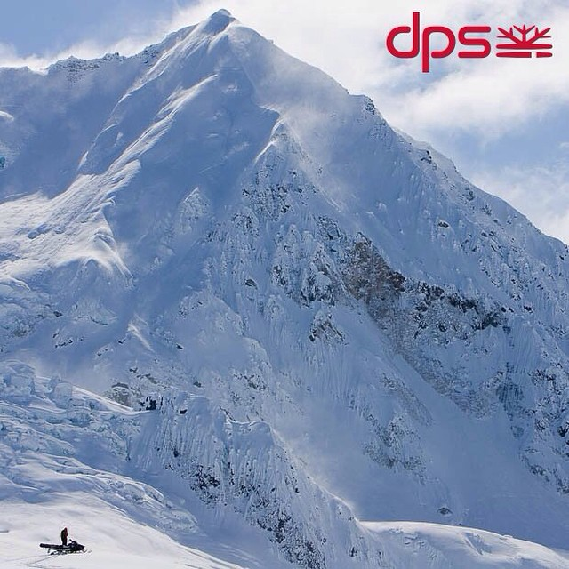 DPS Founder, Stephan Drake takes in the view in a secret spot. British Columbia, 2007. Photo: @oskar_enander #PowderRoad #dpsskis #dpsroots