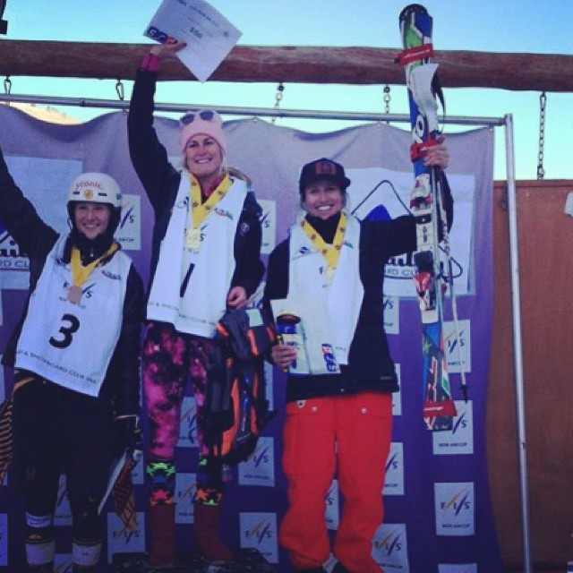 @daileyhuke killing it with a 2nd place finish !! The #phgb athletes are getting a solid start to the season!! Thanks for the support ! #roadtosochi